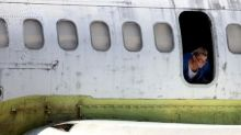 Last flight home for icon of 'German Autumn' of terror