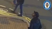 Police release CCTV footage in hunt for Birmingham stabbings suspect