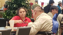 Chick-fil-A employee praised after helping feed disabled customer: 'May God bless this woman'