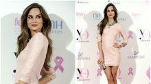 16 famosas que triunfaron vestidas de rosa