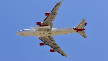 Branson's Virgin Orbit fails in attempted rocket launch From 747