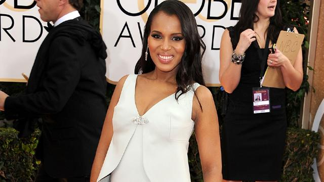 Kerry Washington Feels 'Truly Blessed'