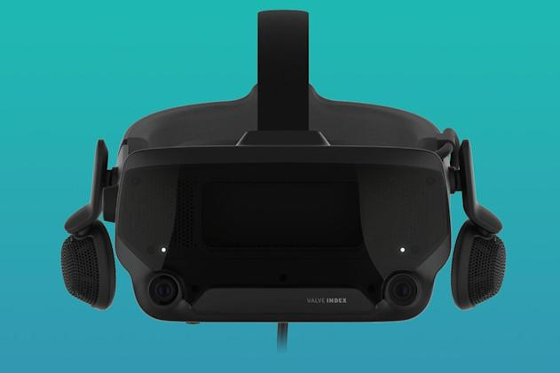 Valve's Index VR headset will ship June 15th