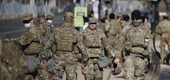 Seguridad insegura: cientos de guardias nacionales en Washington positivos por covid-19 o en cuarentena