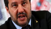 Italy's Salvini hopes Macron's support dwindles at EU elections