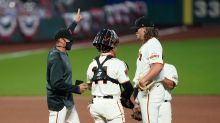 Gabe Kapler still bungling pitching changes as manager of Giants