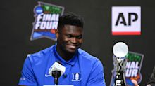 Sports marketing exec discusses Zion Williamson's NBA future