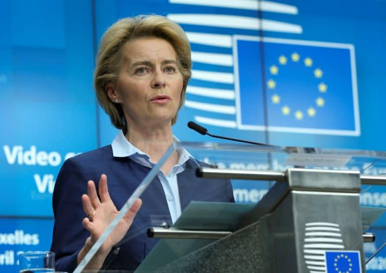 European Union unveils $824bn coronavirus recovery plan