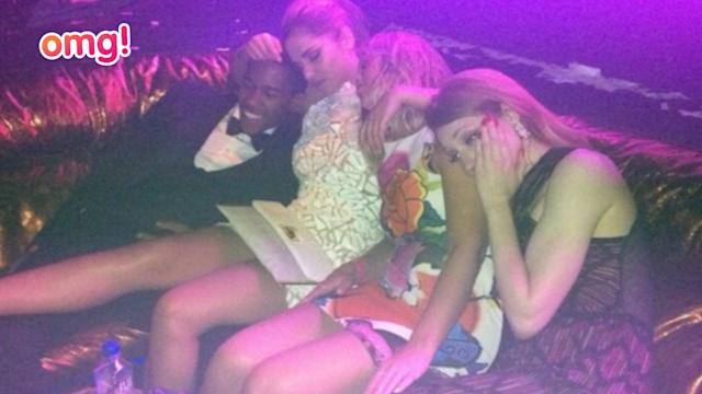 Cheryl Cole's 30th birthday pics
