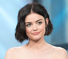 Lucy Hale Perfectly Shut Down A Troll Who Called Her 'Anorexic'