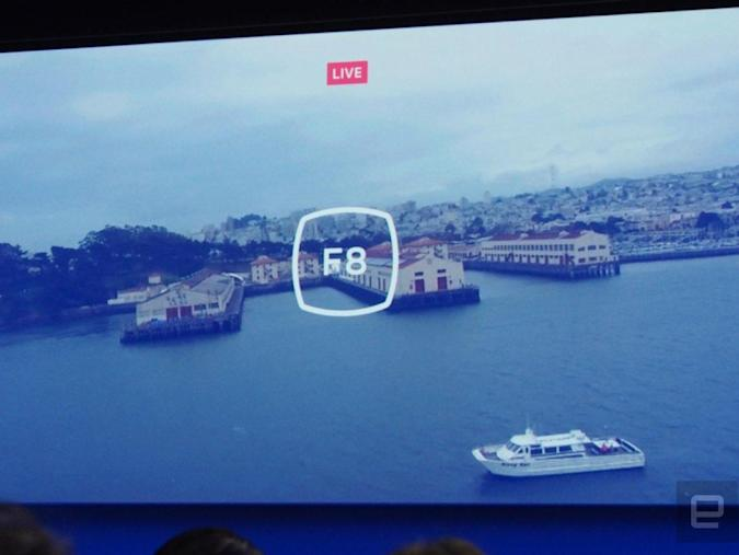 Facebook to allow live video streaming from any device