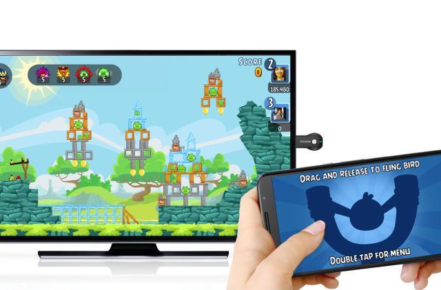 Google adds more Chromecast games for the holidays