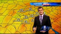 Cooler Temperatures Are On The Way