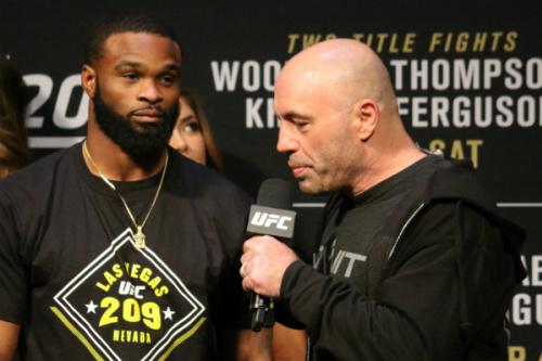 Tyron Woodley comandará o card do UFC 209 - Diego Ribas