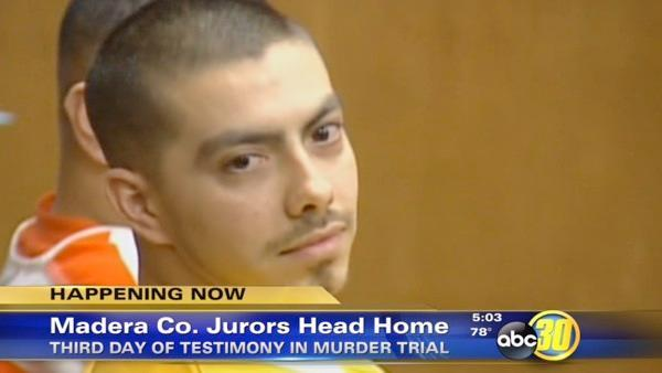Execution-style murder trial continues in Madera County