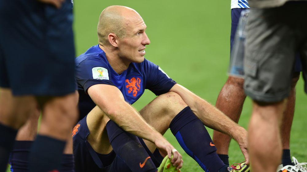 """Pays-Bas, Robben veut avoir """"son mot à dire"""" sur le nouveau sélectionneur"""