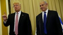 The Latest: Trump visit to Israel shadowing by Russia probe