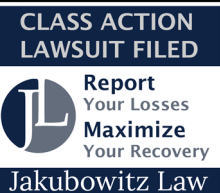 Lawsuits Filed Against CAN, VRUS and CCXI - Jakubowitz Law Pursues Shareholders Claims