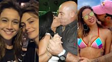 Casais famosos mostram que ainda podemos acreditar no amor