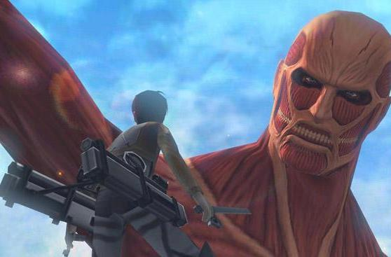 Rumor: Attack on Titan 3DS game may come to North America