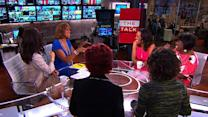 """The Talk"" ladies, on Emmy nods, week in N.Y."