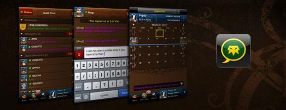 WoW mobile guild chat released, free for a limited time