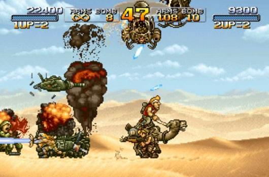 Classic run-and-gunner Metal Slug 3 coming to Steam in February