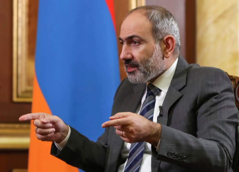 Only a change in Turkey's stance can unlock Nagorno-Karabakh settlement: Armenian PM