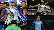 Chelsea set the standard, Manchester City's pass masters and Spurs hit the target: The numbers behind the 2016/17 Premier League season