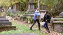Strictly Come Dancing's Aston Merrygold blasted for 'disrespectful' rehearsal in a graveyard