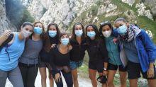 "La calma tensa de seis médicas en vacaciones: ""Da miedo septiembre"""