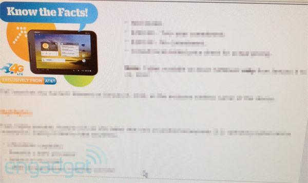 Pantech Element for AT&T specifications confirmed: 1.5GHz CPU, Android 3.2, 4G LTE radio