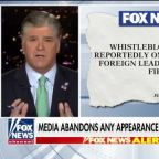 Hannity: Media frenzy over unknown 'promise' to unknown foreign leader