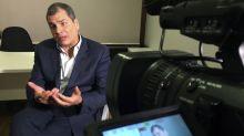 Correa: Lenin Moreno debe explicar reunión con Manafort