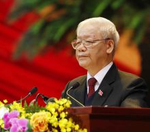 Vietnam's Communist Party leaders warn of challenges ahead