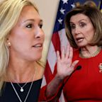 'Verbal assault': Pelosi denounces Marjorie Taylor Greene's AOC confrontation