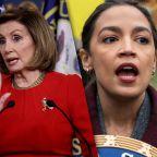 'Verbal assault': Pelosi denounces Marjorie Taylor Greene's AOC confrontation