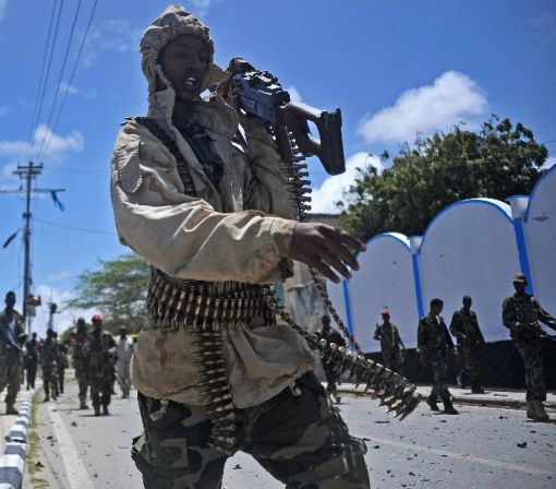 Somalia delays elections one more month