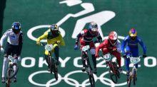 Schwere Stürze überschatten BMX-Rennen - Olympiasieger betroffen