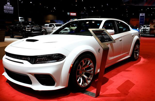 Dodge's 2FA security update for muscle cars will slow thieves to a crawl