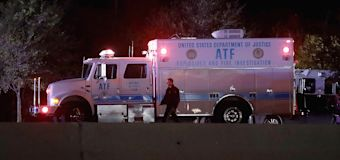 Texas bombing suspect is dead, police say