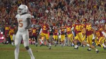 USC delivers a finish for the ages in double-OT thriller against Texas