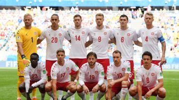 Las mejores imágenes del Dinamarca 1-1 Australia