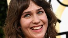 Lola Kirke grew her body hair for the Golden Globes