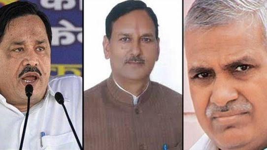 UP govt gives nod to book 3 former BSP ministers