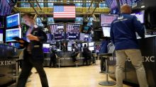 S&P 500 ekes out gain after Trump trade remarks