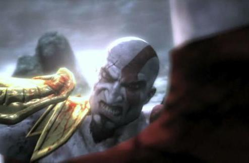 God of War III features 'first-person kills'