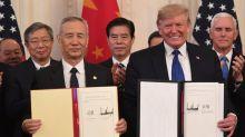 Guerra EEUU-China: quién va ganando y perdiendo tras la fase uno del acuerdo