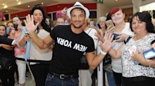 Peter Andre denies asking fans not to touch him due to coronavirus fears