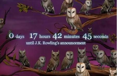 Leaked memo says Pottermore is an online game